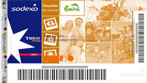 Voucher vacanta ticket SODEXO
