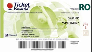 Vouchere vacanta tickete EDENRED